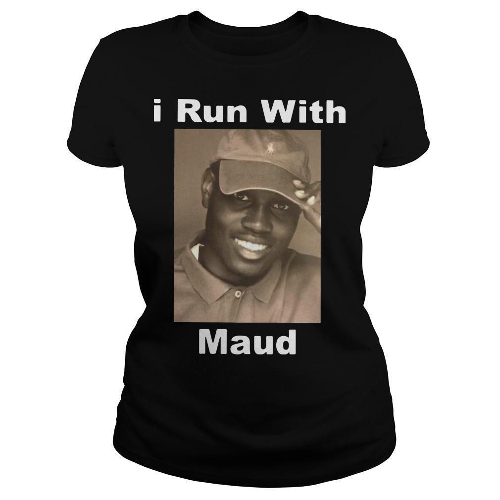 I Run With Maud Longsleeve