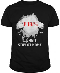 Inside Me Jbs Usa Covid 19 2020 I Can't Stay At Home Shirt