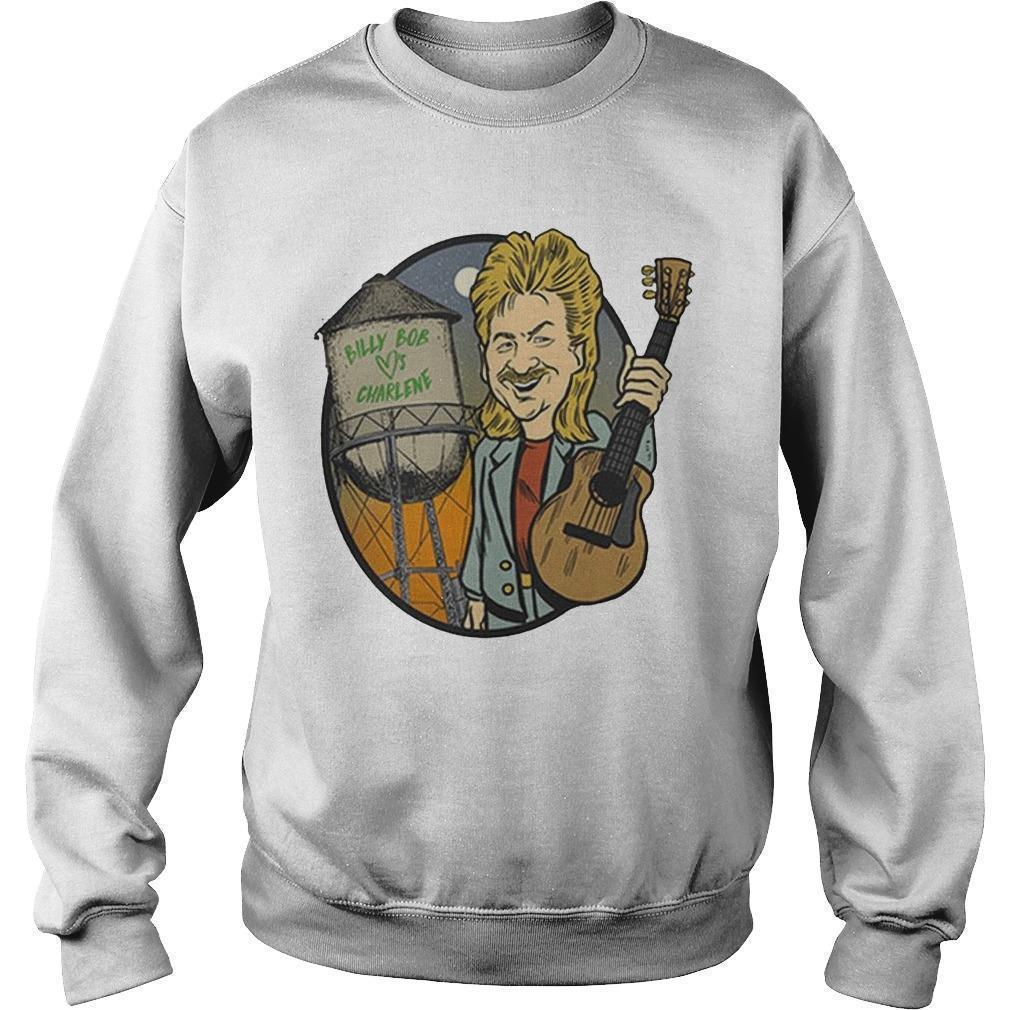 Joe Diffie Billy Bob Loves Charlene Sweater