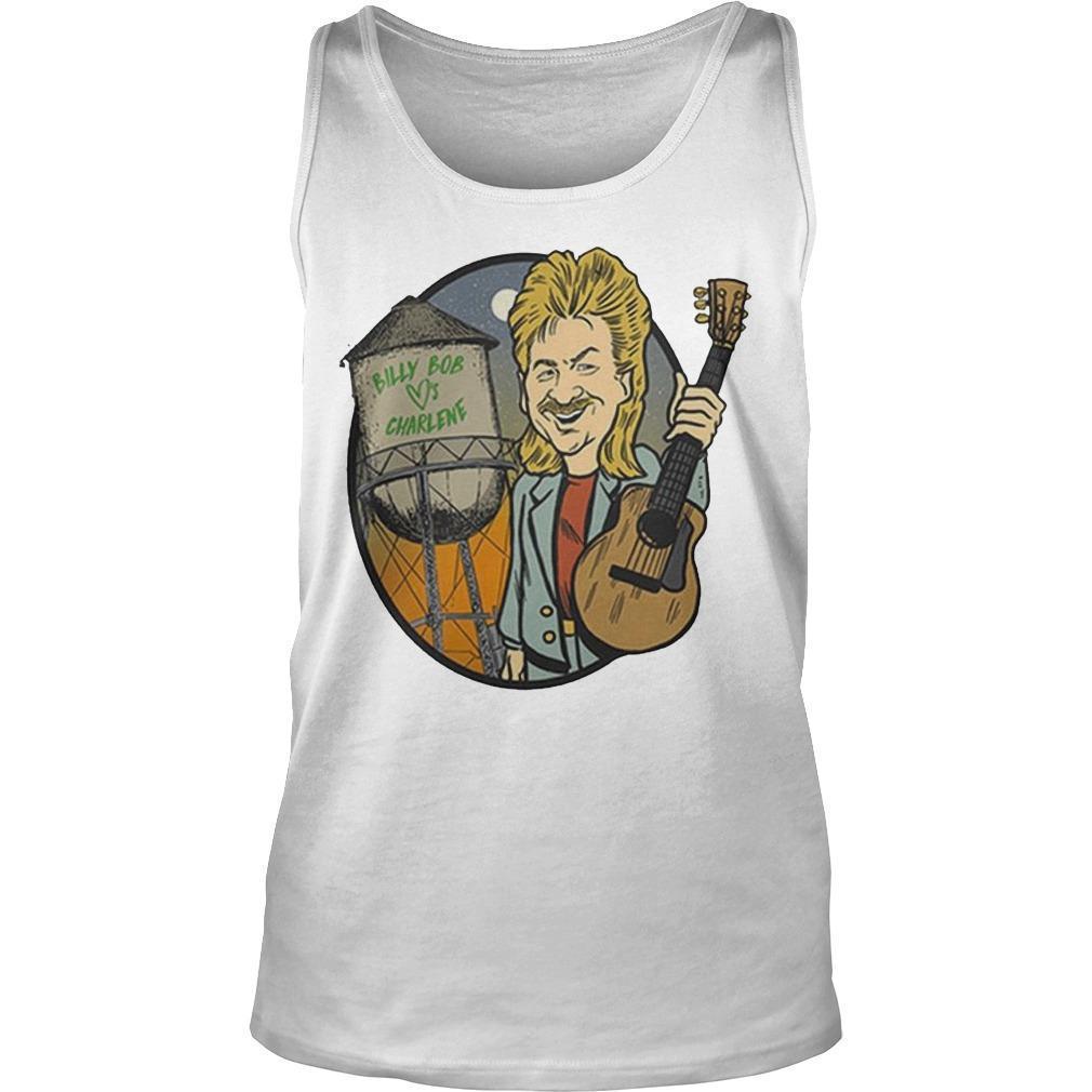 Joe Diffie Billy Bob Loves Charlene Tank Top