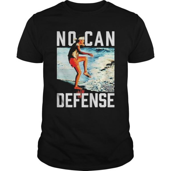 Karate Kid No Can Defense Shirt