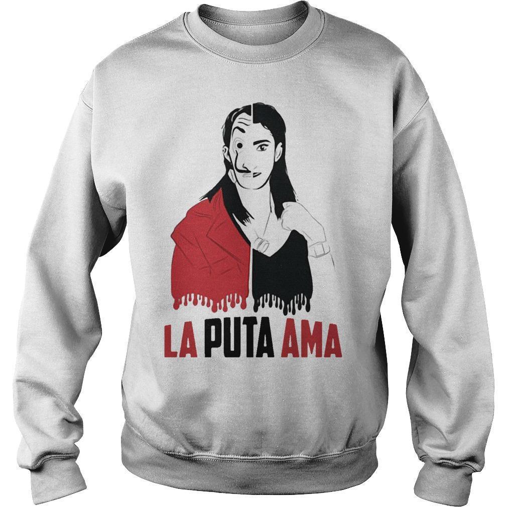 La Puta Ama Sweater