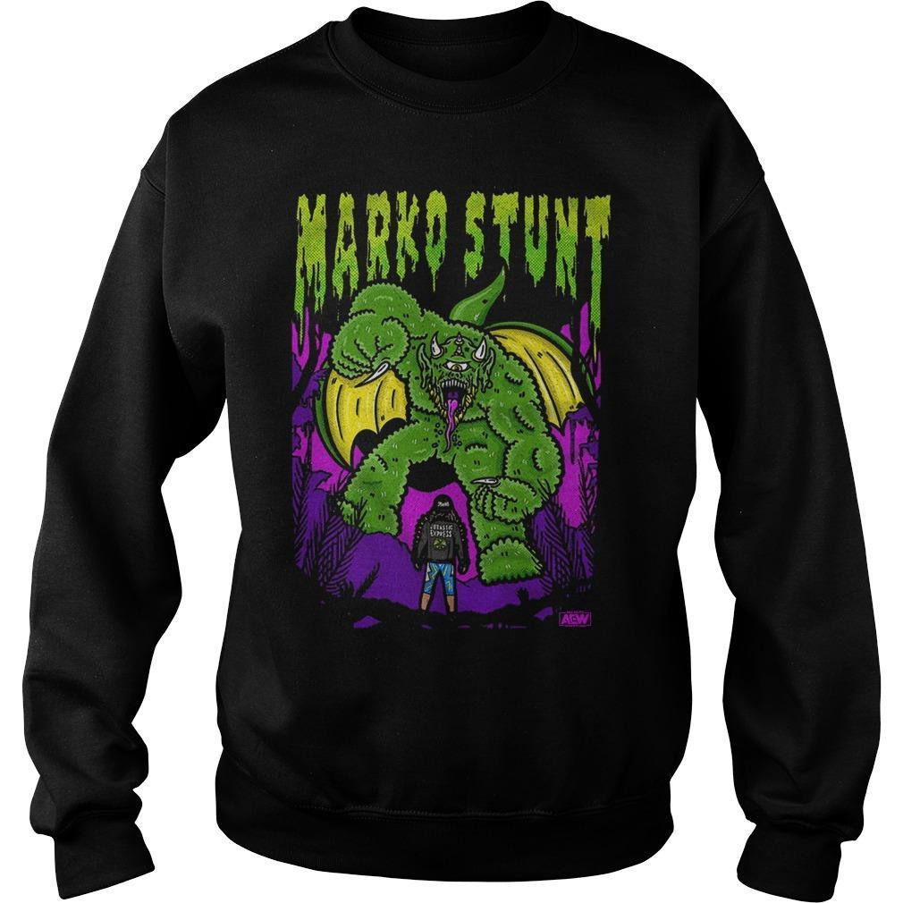 Marko Stunt Vs Goliath Sweater