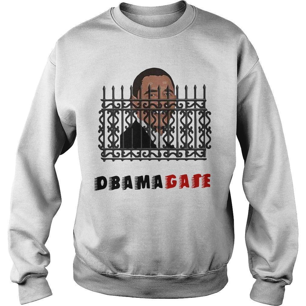 Meme Barack Obama Gate Sweater