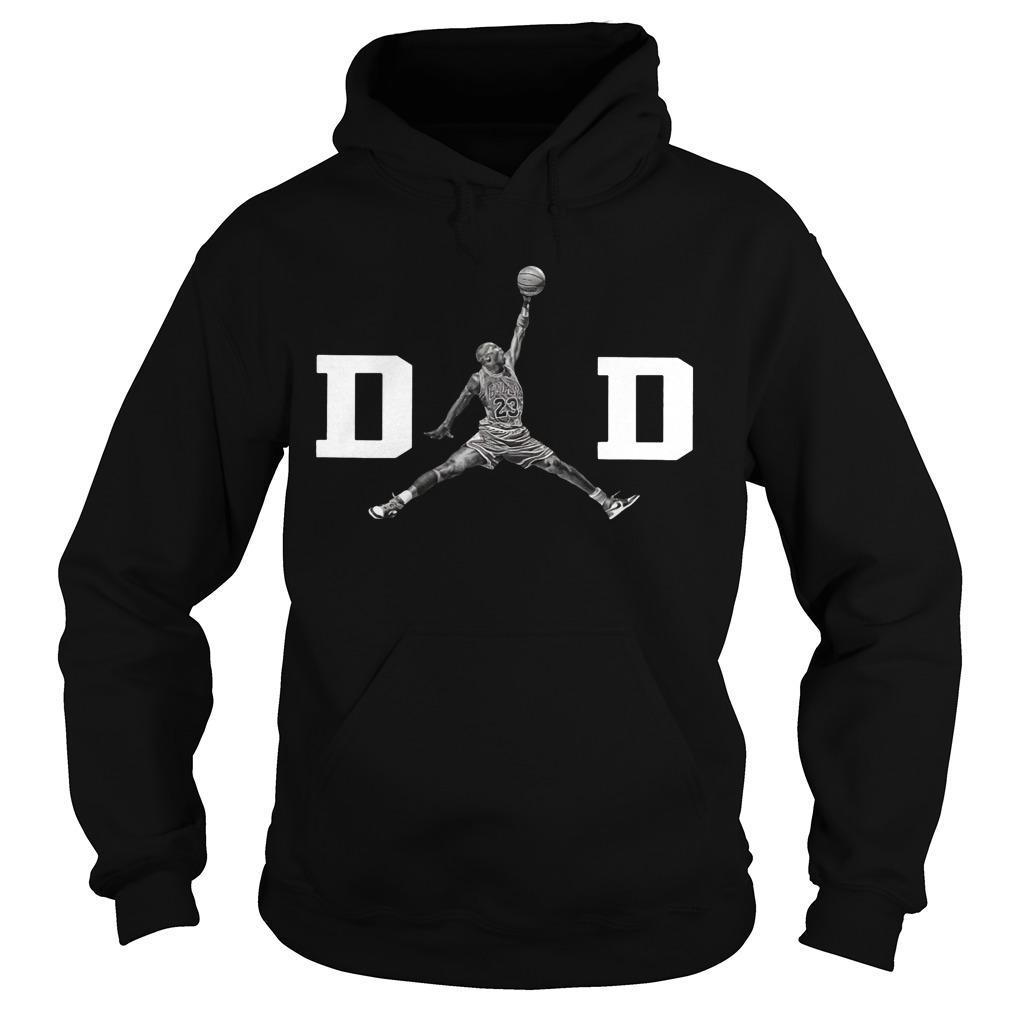 Michael Jordan Chicago Bull Dad Hoodie