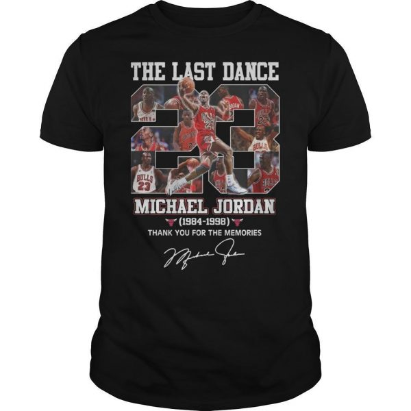 Michael Jordan Im Back Shirt