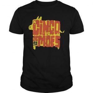 Moes Cinco De Mayo 2020 Shirt