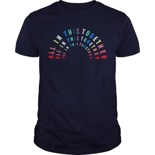 M&s Rainbow T Shirt Nhs