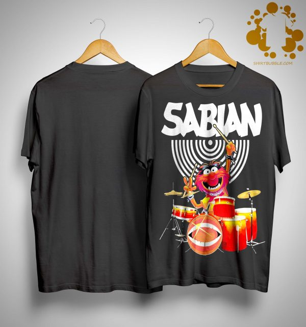 Muppet Drum Sabian Shirt