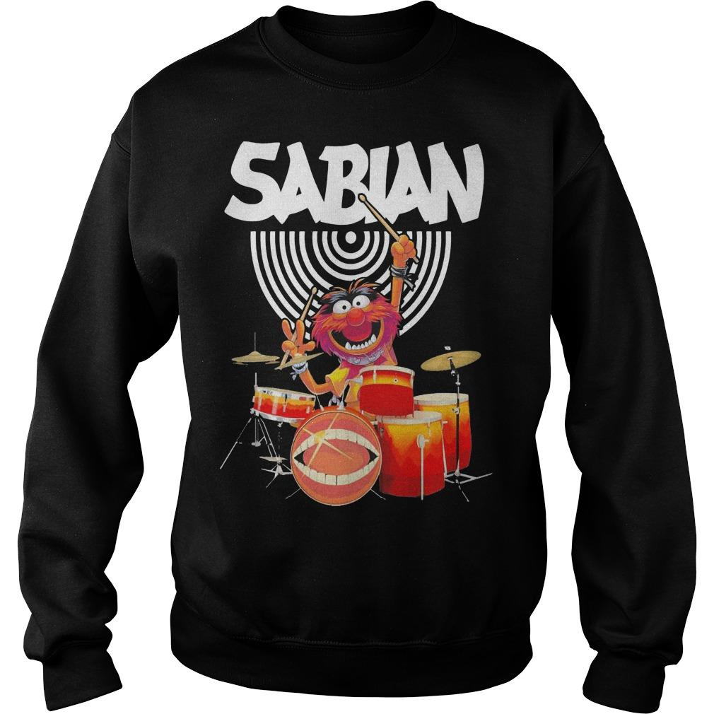 Muppet Drum Sabian Sweater