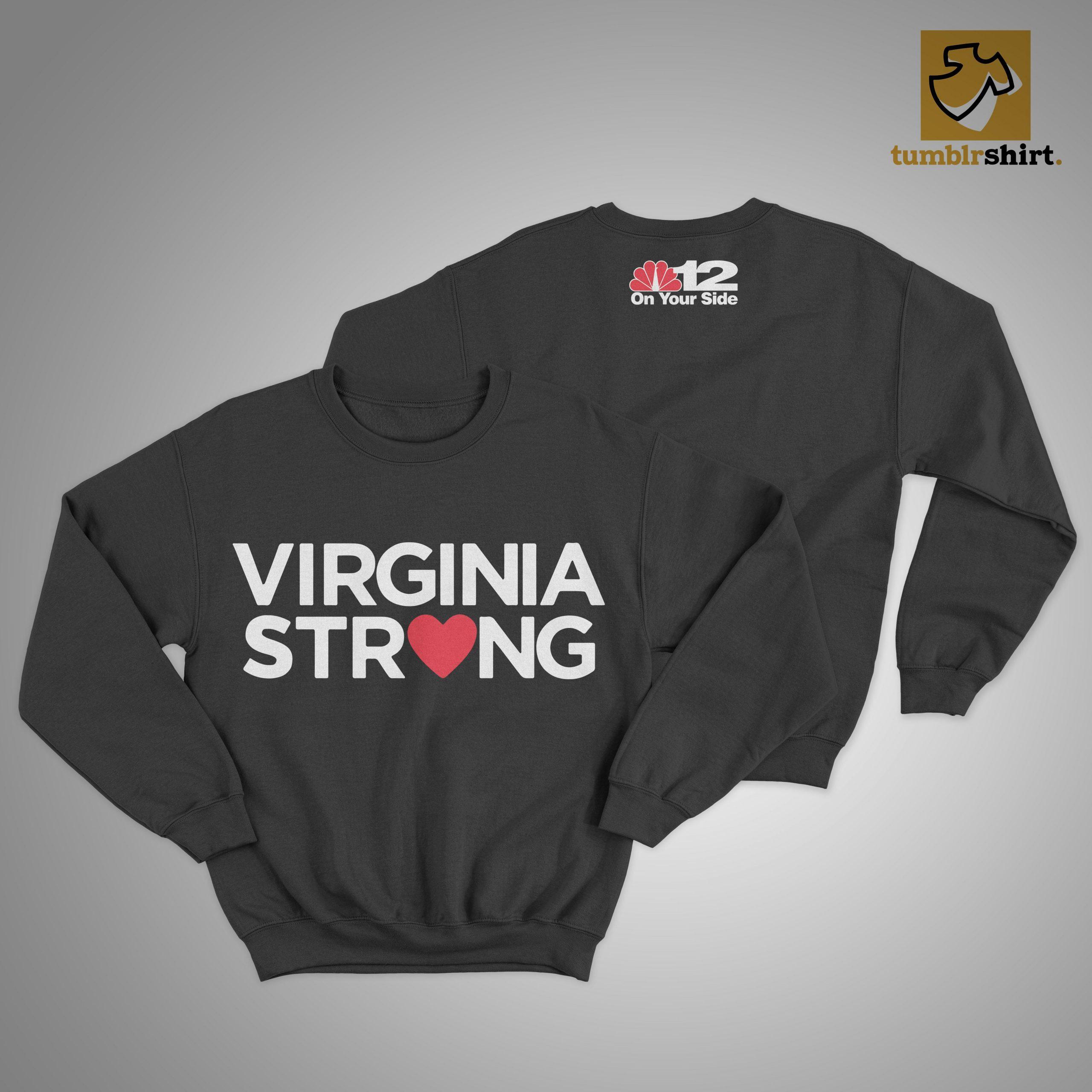 NBC12 Virginia Strong Sweater