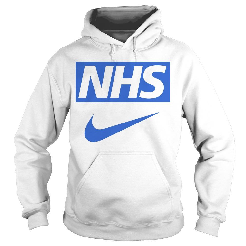 Nhs Nike T Hoodie