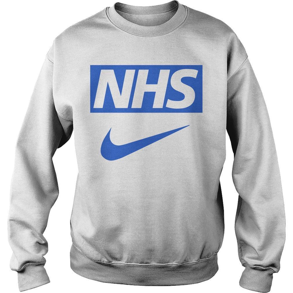 Nhs Nike T Sweater