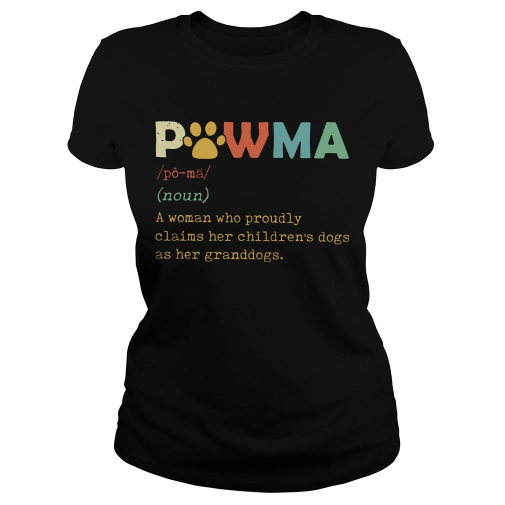 Pawma A Woman Who Proudly Claims Her Children Dogs As Her Granddogs Longsleeve