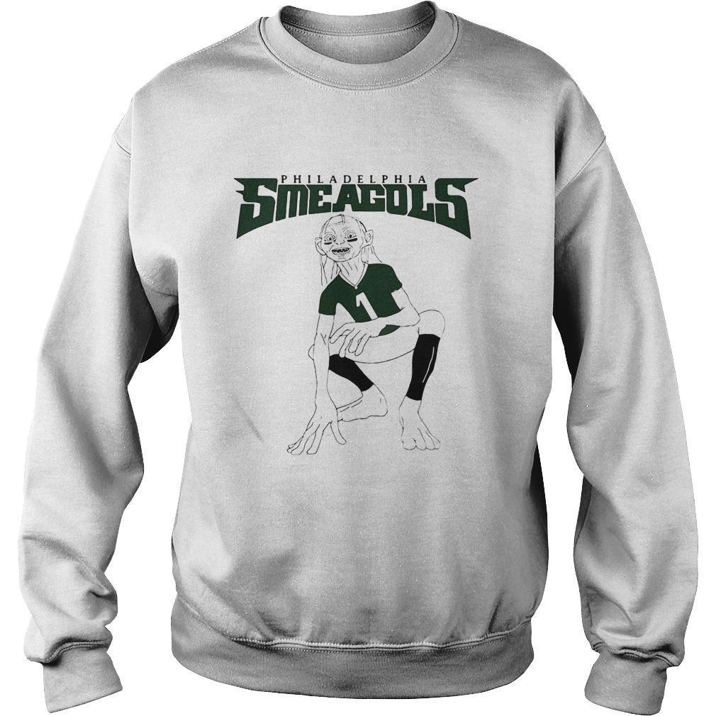 Philadelphia Smeagols Sweater