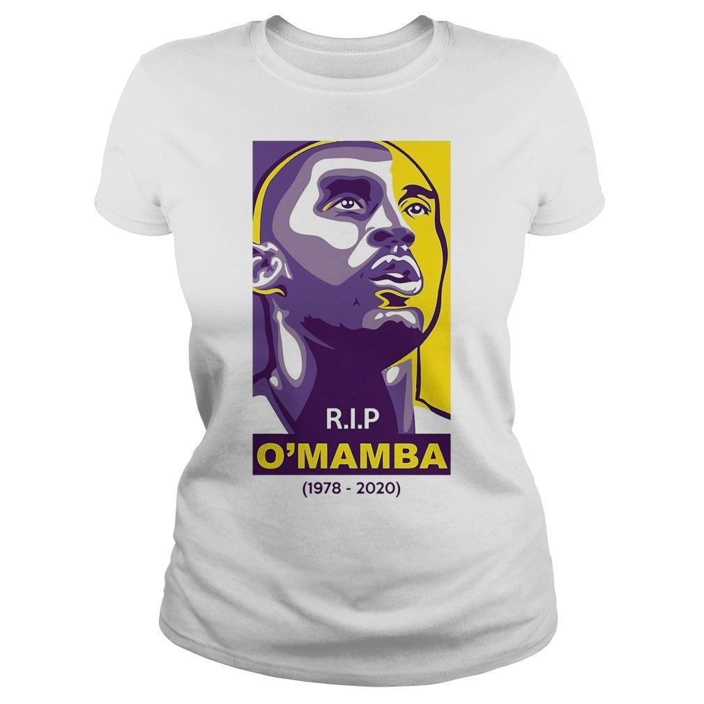 Rip O'mamba 1978 2020 Kobe Bryant T Longsleeve
