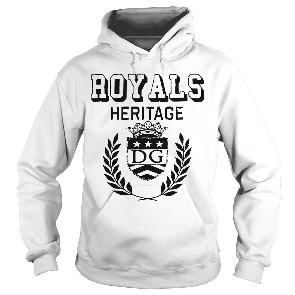 Royals Heritage Dg Hoodie