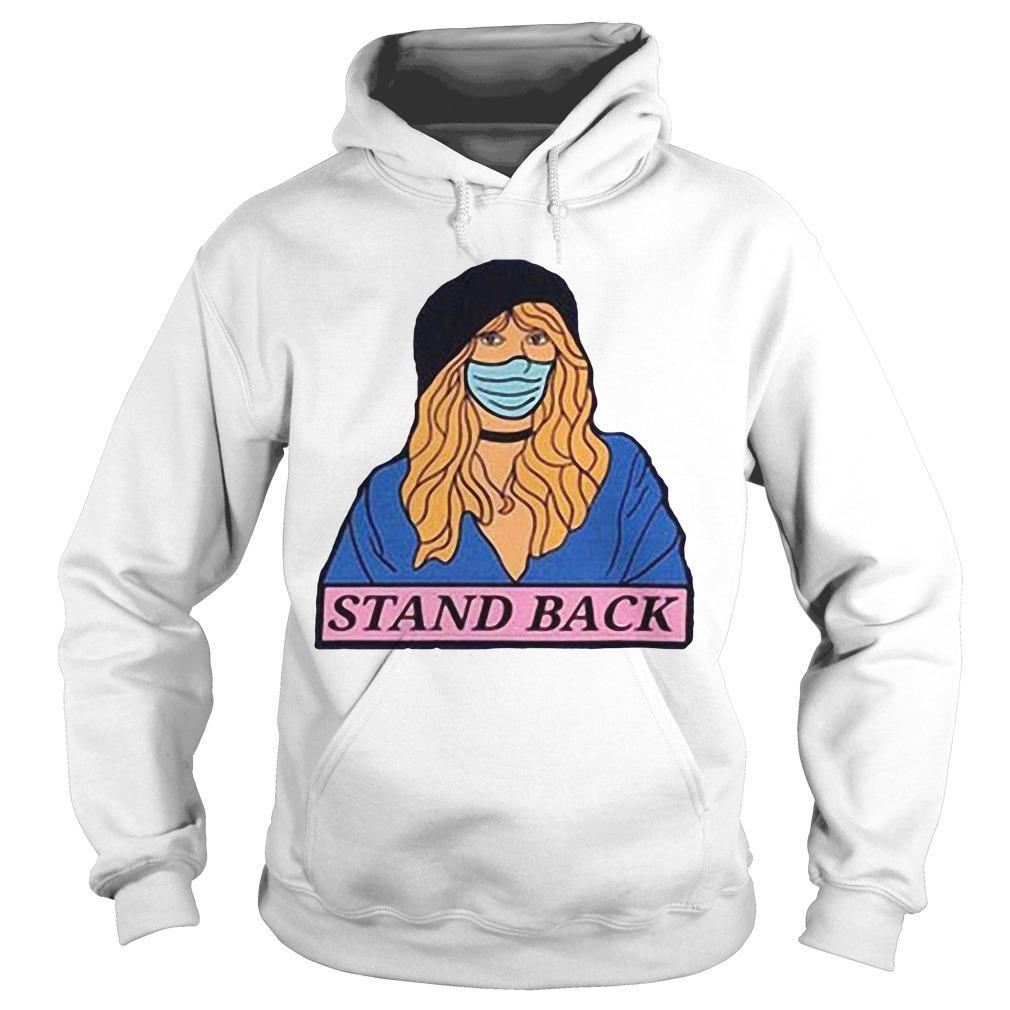 Stevie Nicks Stand Back Hoodie