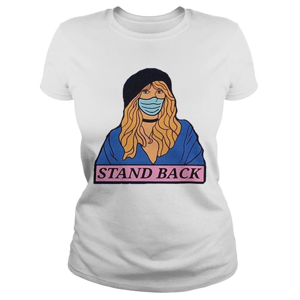 Stevie Nicks Stand Back Longsleeve