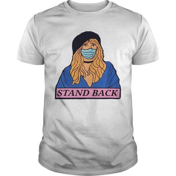 Stevie Nicks Stand Back Shirt