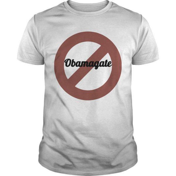 Stop Obamagate Shirt