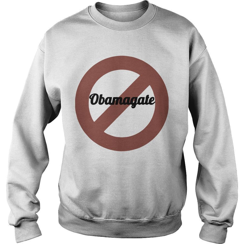 Stop Obamagate Sweater