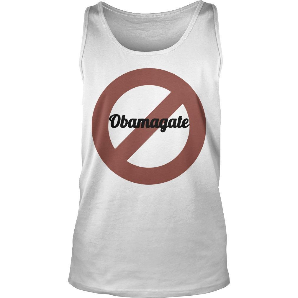 Stop Obamagate Tank Top