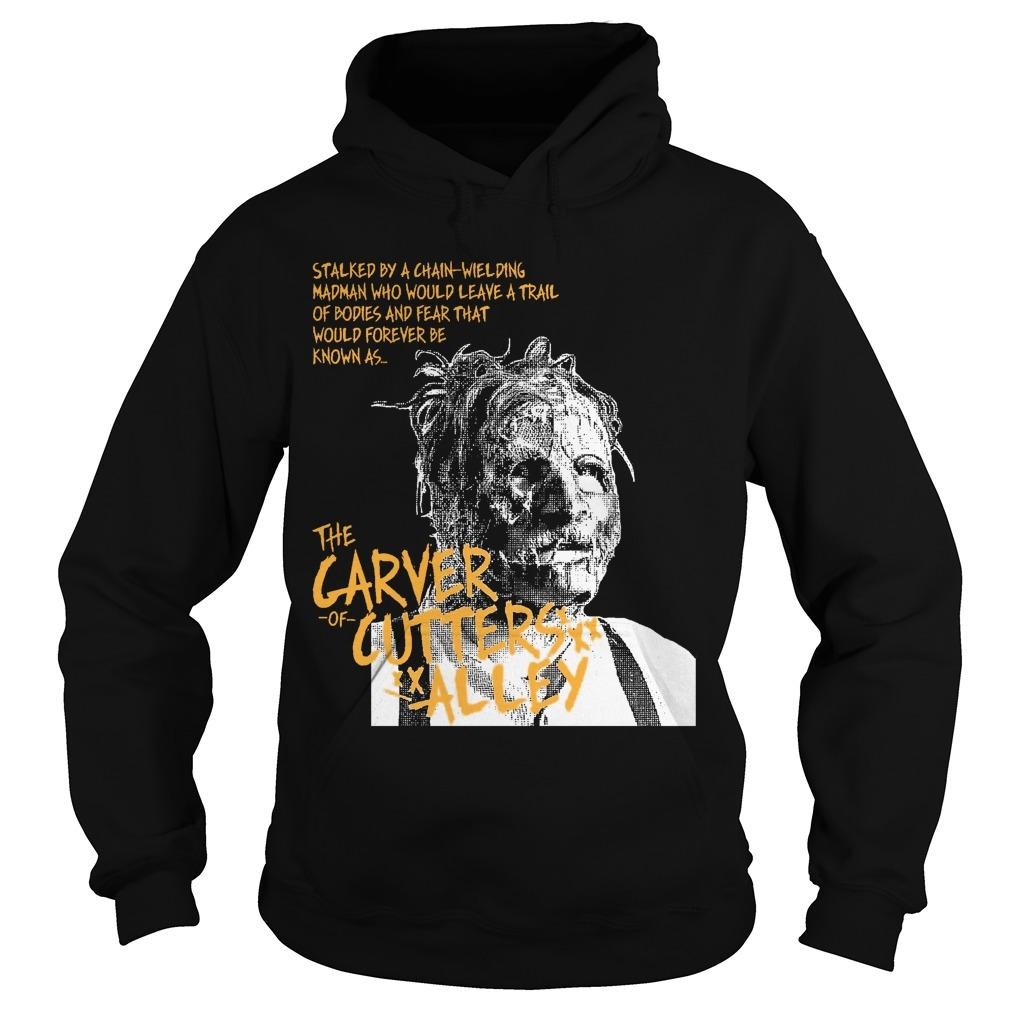 The Carver Of Cutters Alley Hoodie