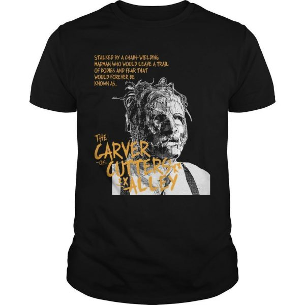 The Carver Of Cutters Alley Shirt
