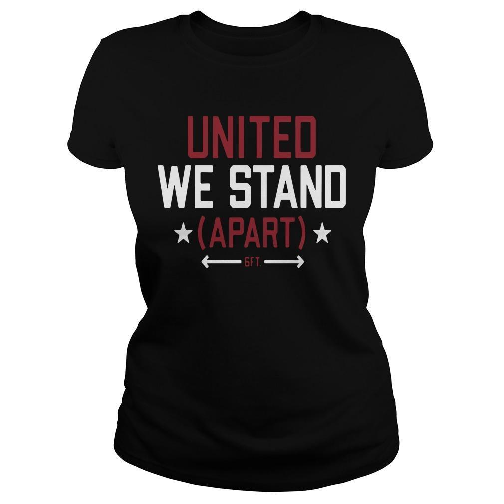 United We Stand Apart Longsleeve