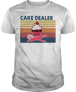 Vintage Cake Dealer Shirt