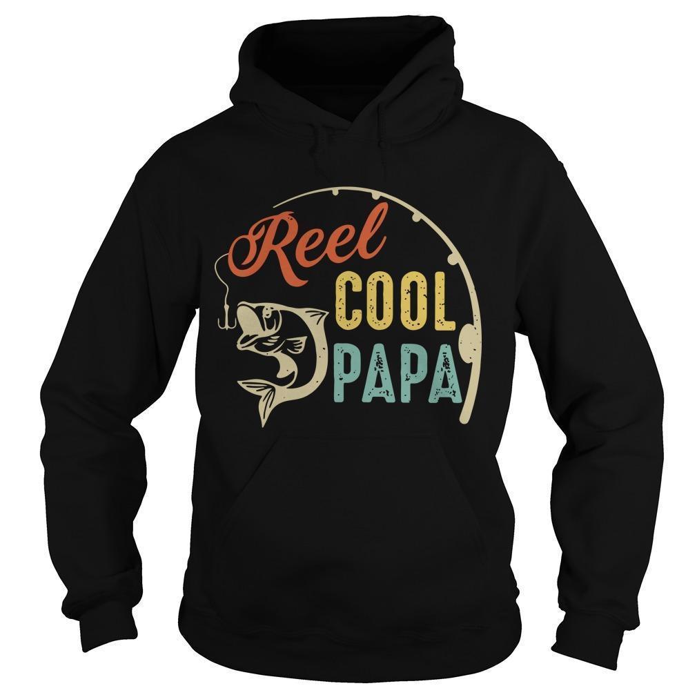 Vintage Reel Cool Papa Hoodie