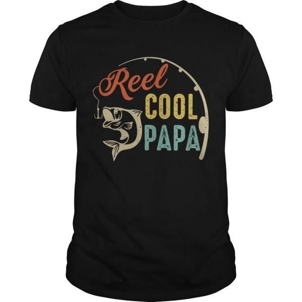 Vintage Reel Cool Papa Shirt