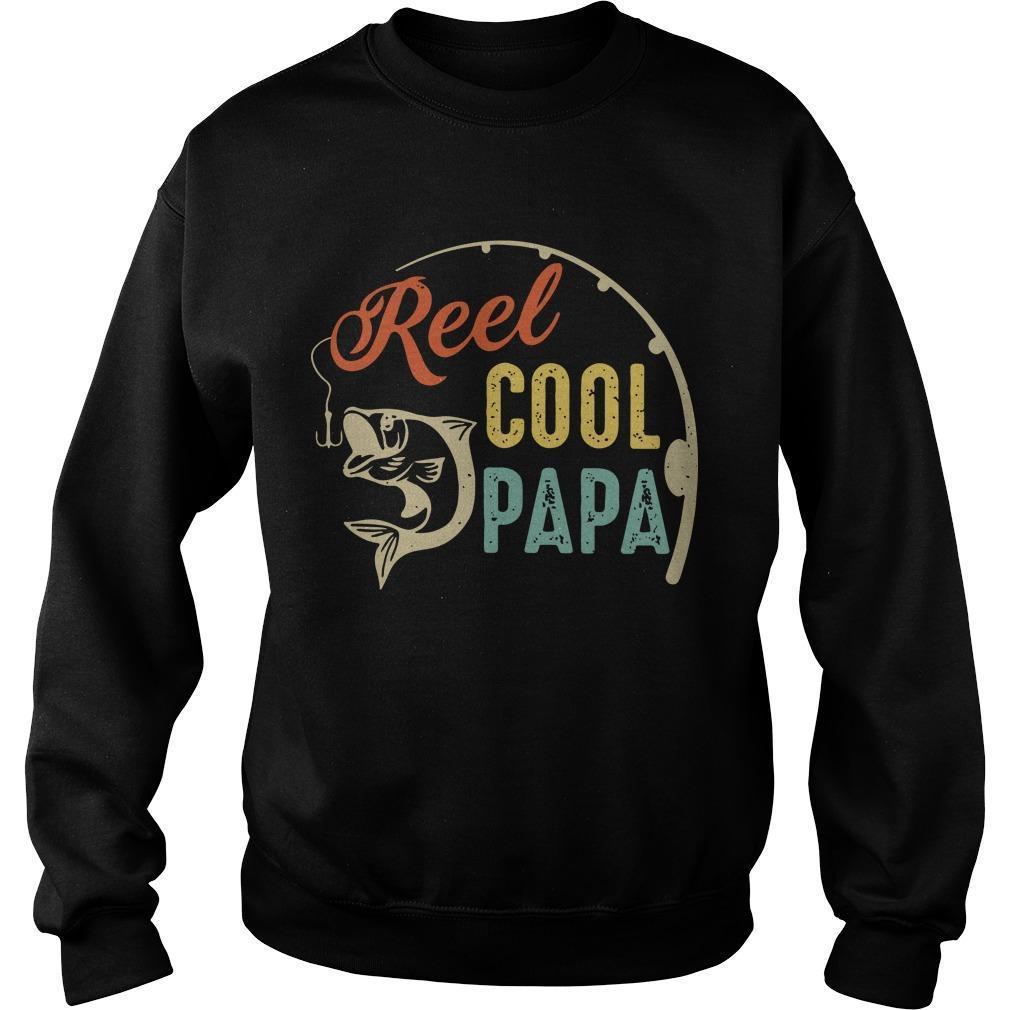 Vintage Reel Cool Papa Sweater
