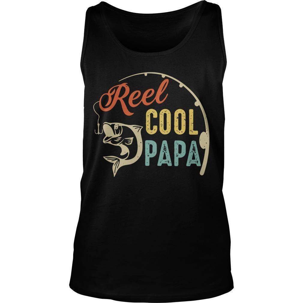 Vintage Reel Cool Papa Tank Top