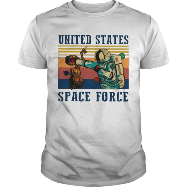 Vintage United States Space Force T Shirt