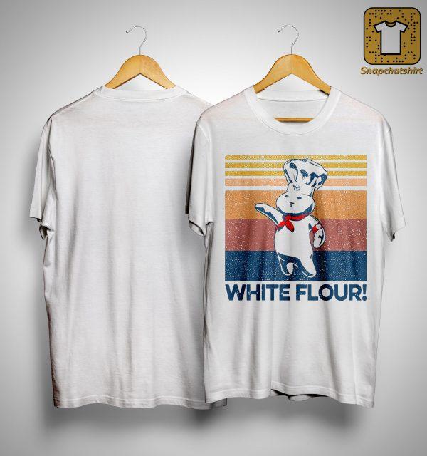 Vintage White Flour Shirt