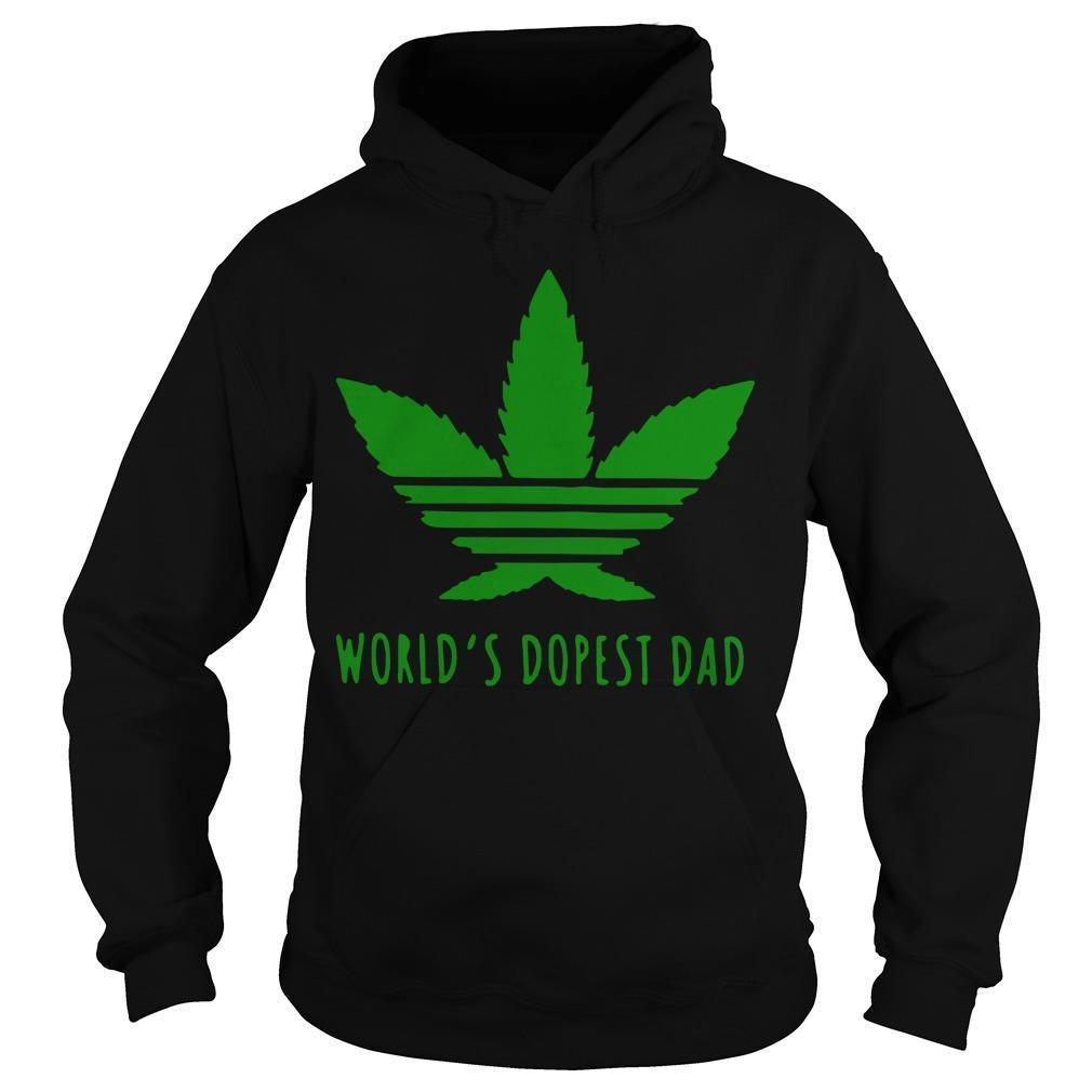 Worlds Dopest Dad Hoodie