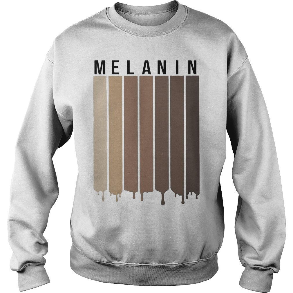 All Lives Matter Melanin Sweater