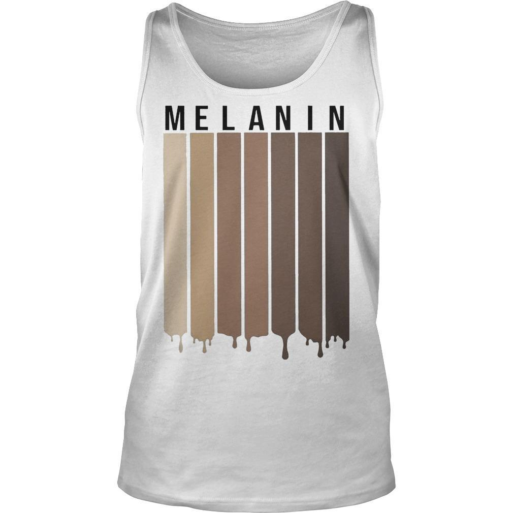 All Lives Matter Melanin Tank Top