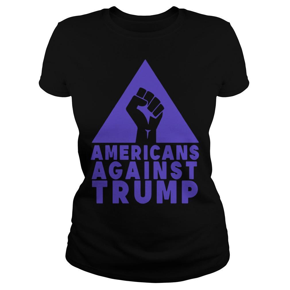 Americans Against Trump Longsleeve