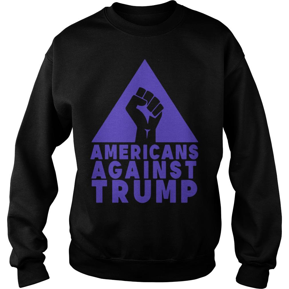 Americans Against Trump Sweater