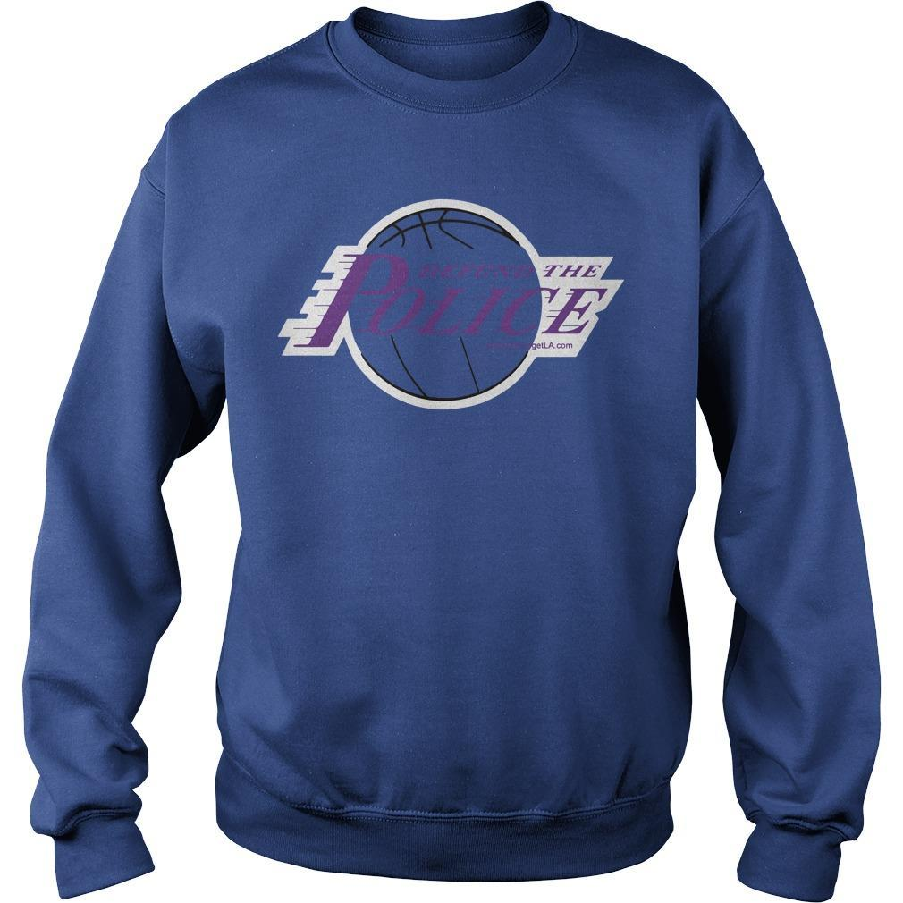Basketball Defund The Police Sweater