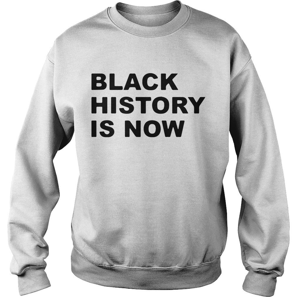 Black History Is Now Sweater