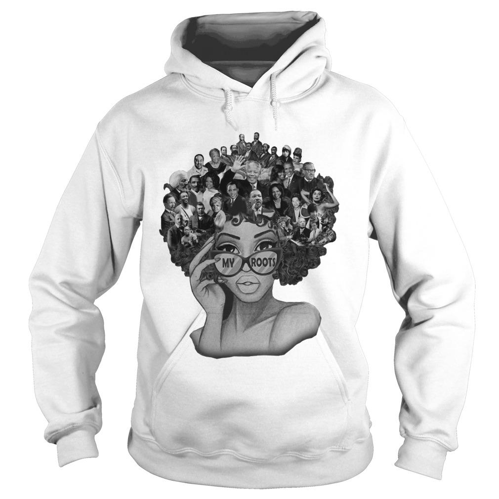 Black Lives Matter My Roots Hoodie