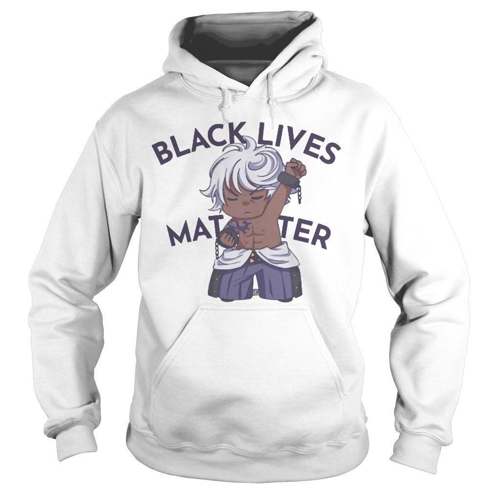 Blm Enkidu Black Lives Matter Hoodie