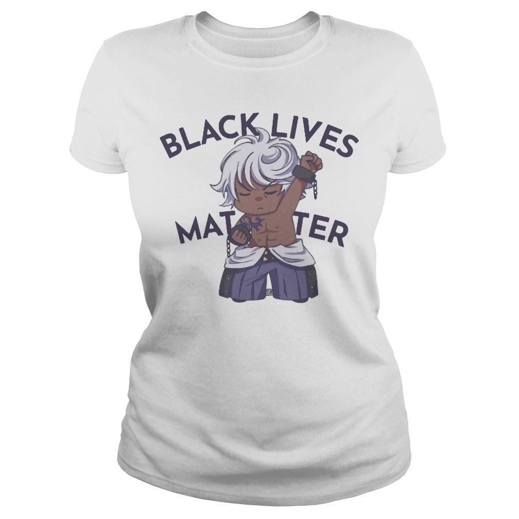 Blm Enkidu Black Lives Matter Longsleeve