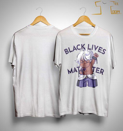 Blm Enkidu Black Lives Matter Shirt