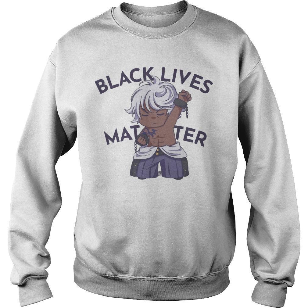 Blm Enkidu Black Lives Matter Sweater