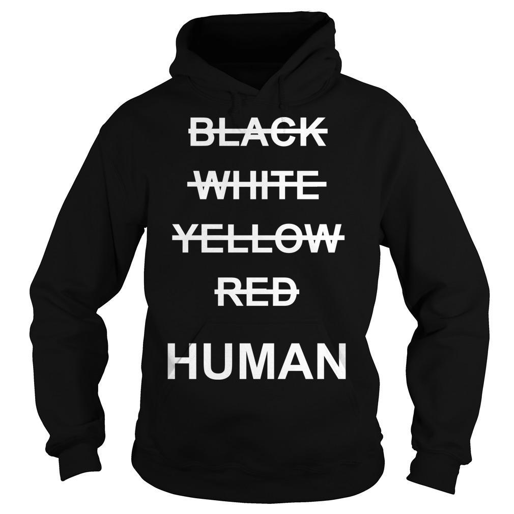 Borussia Dortmund No Black White Yellow Red Human Hoodie